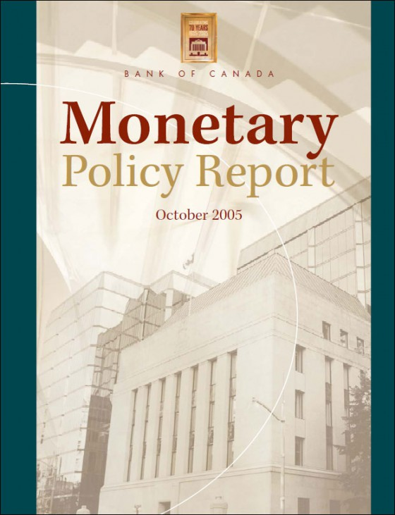 bank of canada monetary policy Big banks hike prime rates after bank of canada tightens monetary policy canadian consumers can expect to feel some financial effects following the bank of canada's decision to nudge up interest.