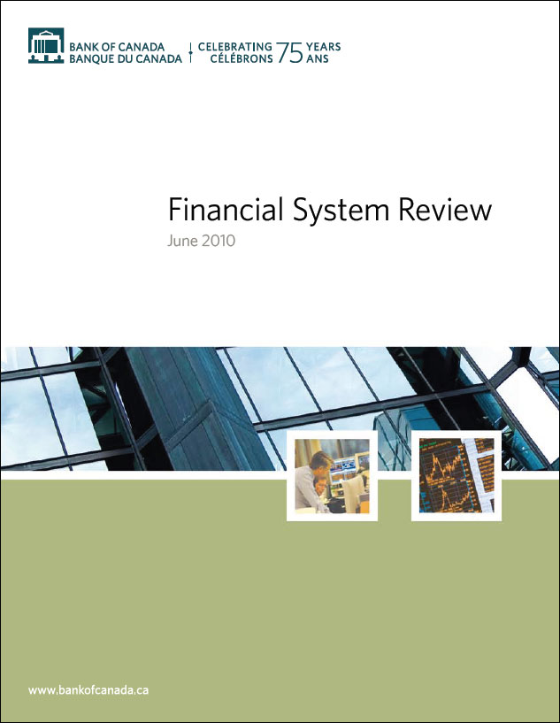 Financial System Review - June 2010