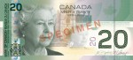$20 - 2001-2004 Series, Canadian Journey