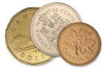 Coins from the Royal Canadian Mint
