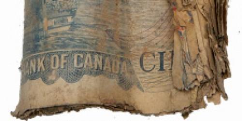 Contaminated and Mutilated Bank Notes