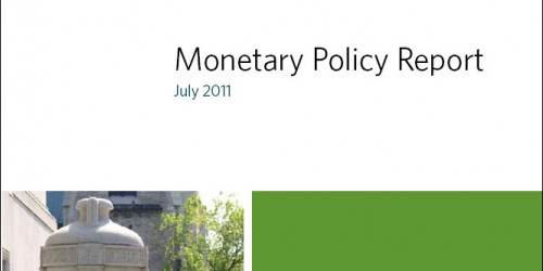 Monetary Policy Report - July 2011