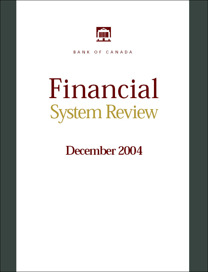 Financial System Review - December 2004