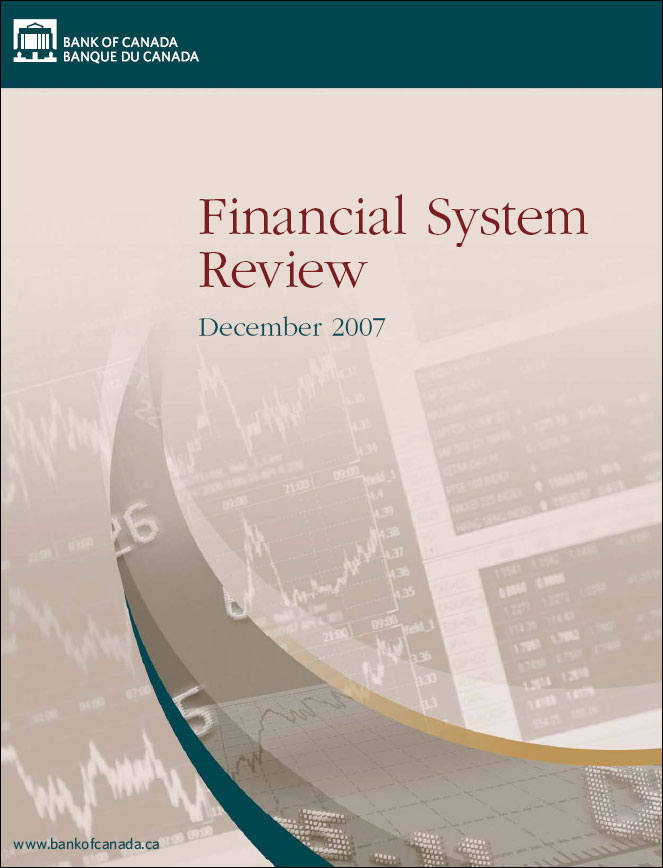Financial System Review - December 2007