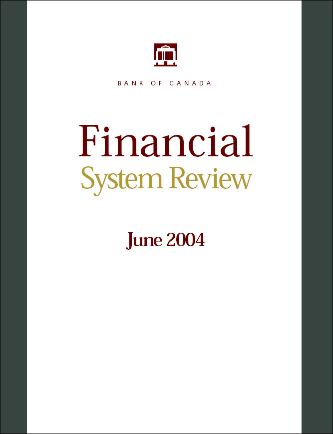 Financial System Review - June 2004