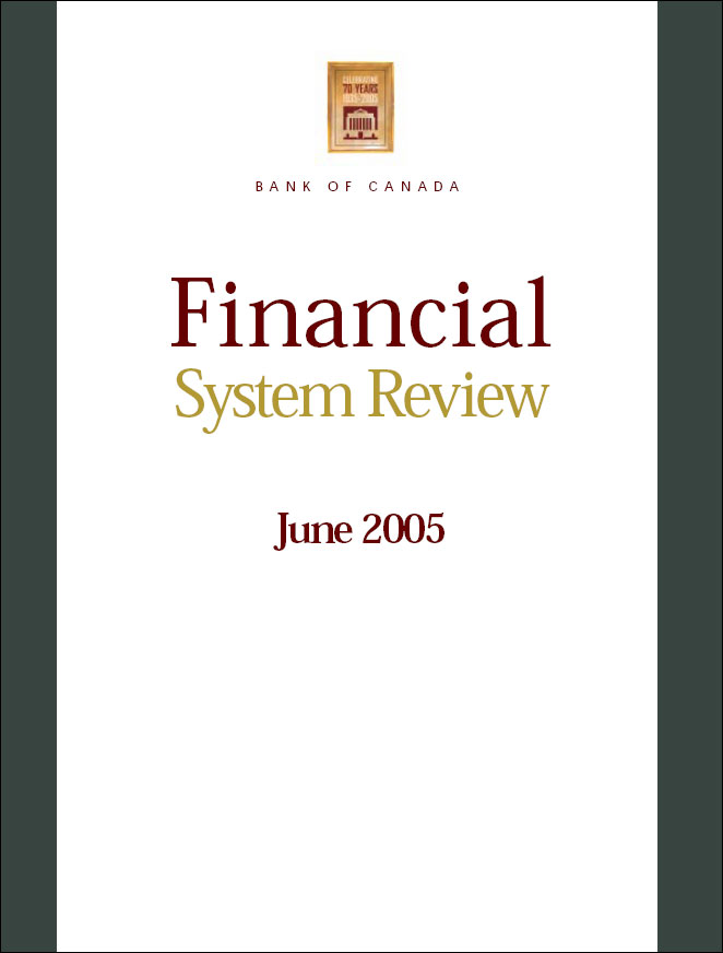 Financial System Review - June 2005