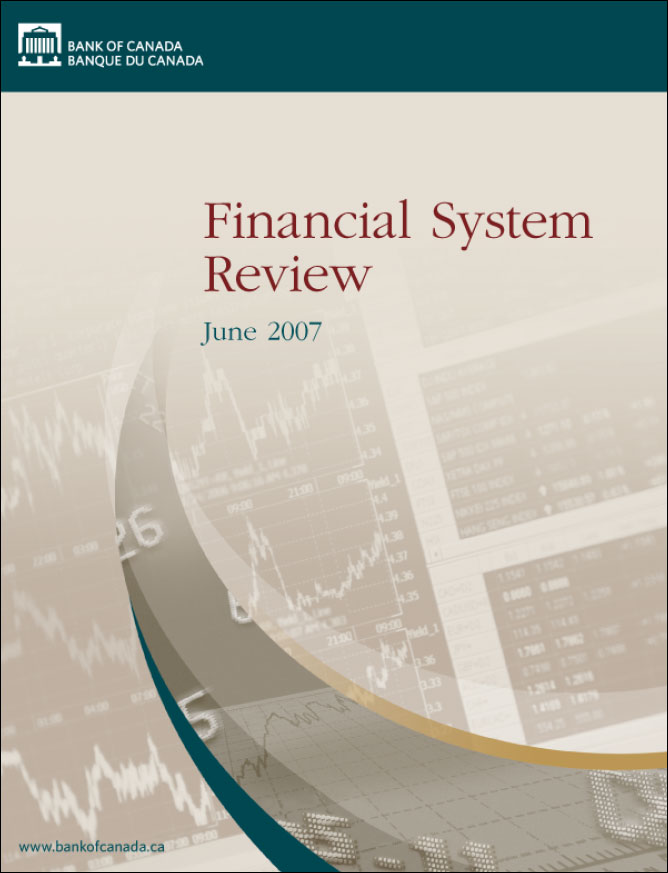 Financial System Review - June 2007
