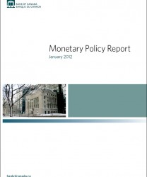 Monetary Policy Report - January 2012