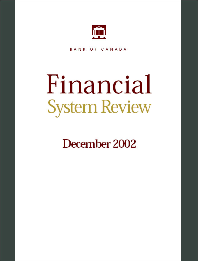 Financial System Review - December 2002