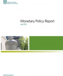Monetary Policy Report - July 2013
