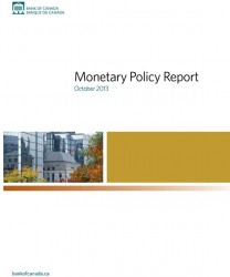 Monetary Policy Report - October 2013