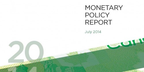 Monetary Policy Report - July 2014