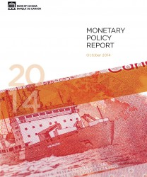 Monetary Policy Report - October 2014