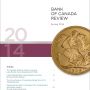 Bank of Canada Review - Spring 2014