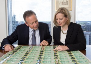 Governor Poloz and Senior Deputy Governor Wilkins