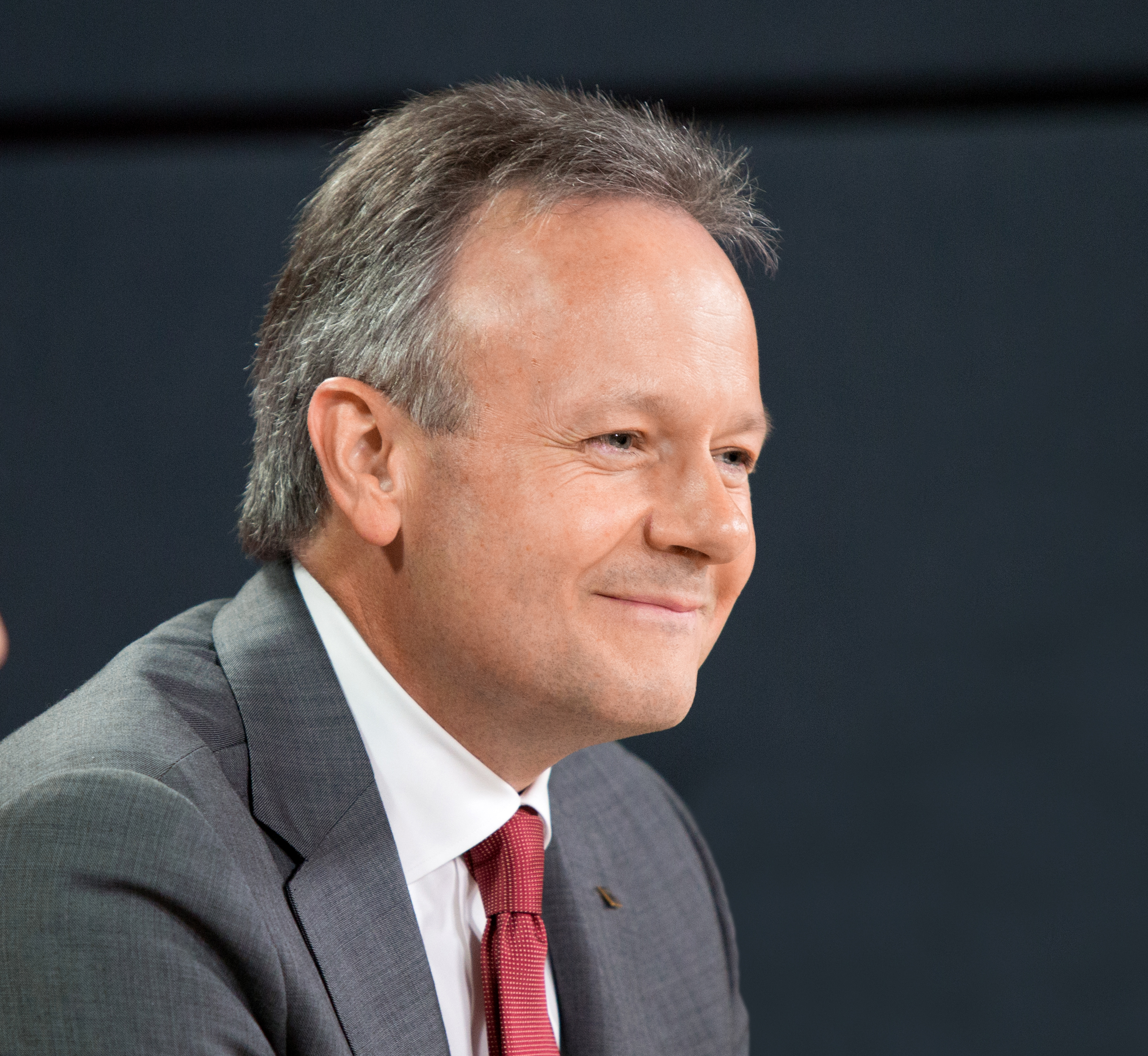 Stephen S. Poloz is the Bank of Canada's ninth Governor.
