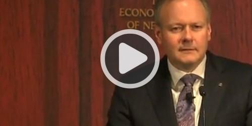 Stephen S. Poloz - Video (11 December 2014)