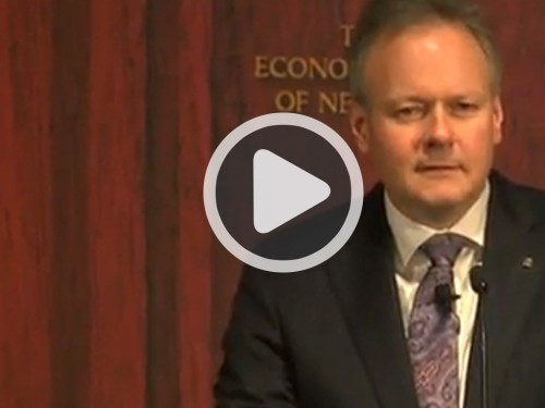 Stephen S. Poloz - Video (11 December 2014)
