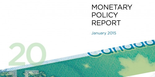Monetary Policy Report - January 2015