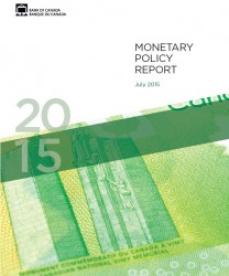 Monetary Policy Report - July 2015