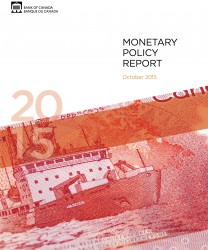 Monetary Policy Report - October 2015