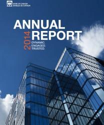 Annual Report 2014 - Cover