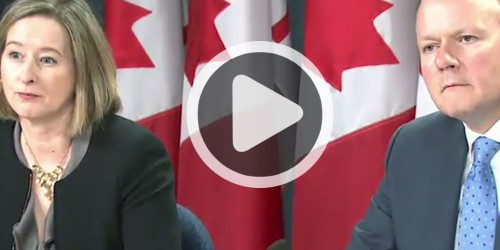 Monetary Policy Report - Speech - Vidéo - April 2015