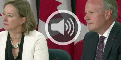 Monetary Policy Report - Speech - Audio - July 2015
