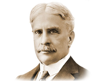 Borden helped to orchestrate Canada's immense contribution to the First World War effort.