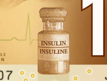 Insulin is a proud Canadian invention responsible for saving millions of lives worldwide.