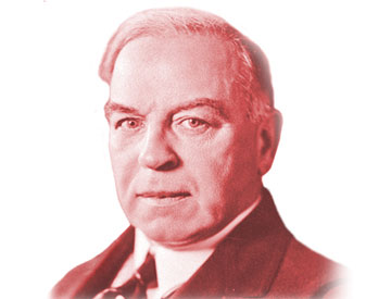 William Lyon Mackenzie King spent nearly 22 years as Canada's Prime Minister, more than any other prime minister in the country's history.