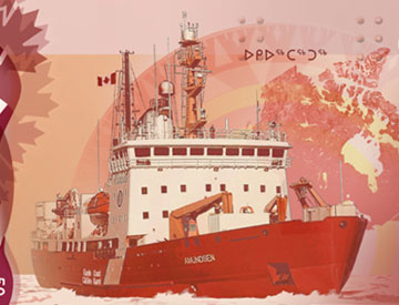 In the Arctic, icebreakers are crucial to research, shipping and the survival of communities.