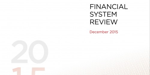 Financial System Review - December 2015