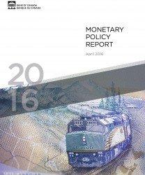 Monetary Policy Report - April 2016