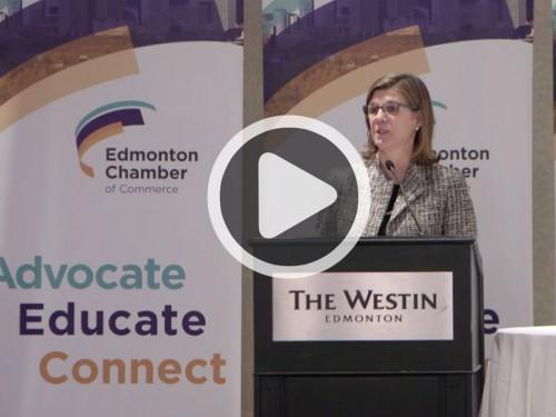 Speech - Lynn Patterson - Video