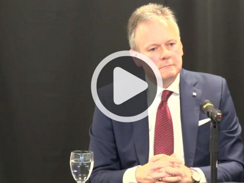 Press Conference Video - Poloz - 15 June 2016
