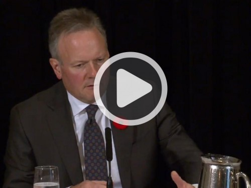 Speech - Video - Press Conference - 1 November 2016