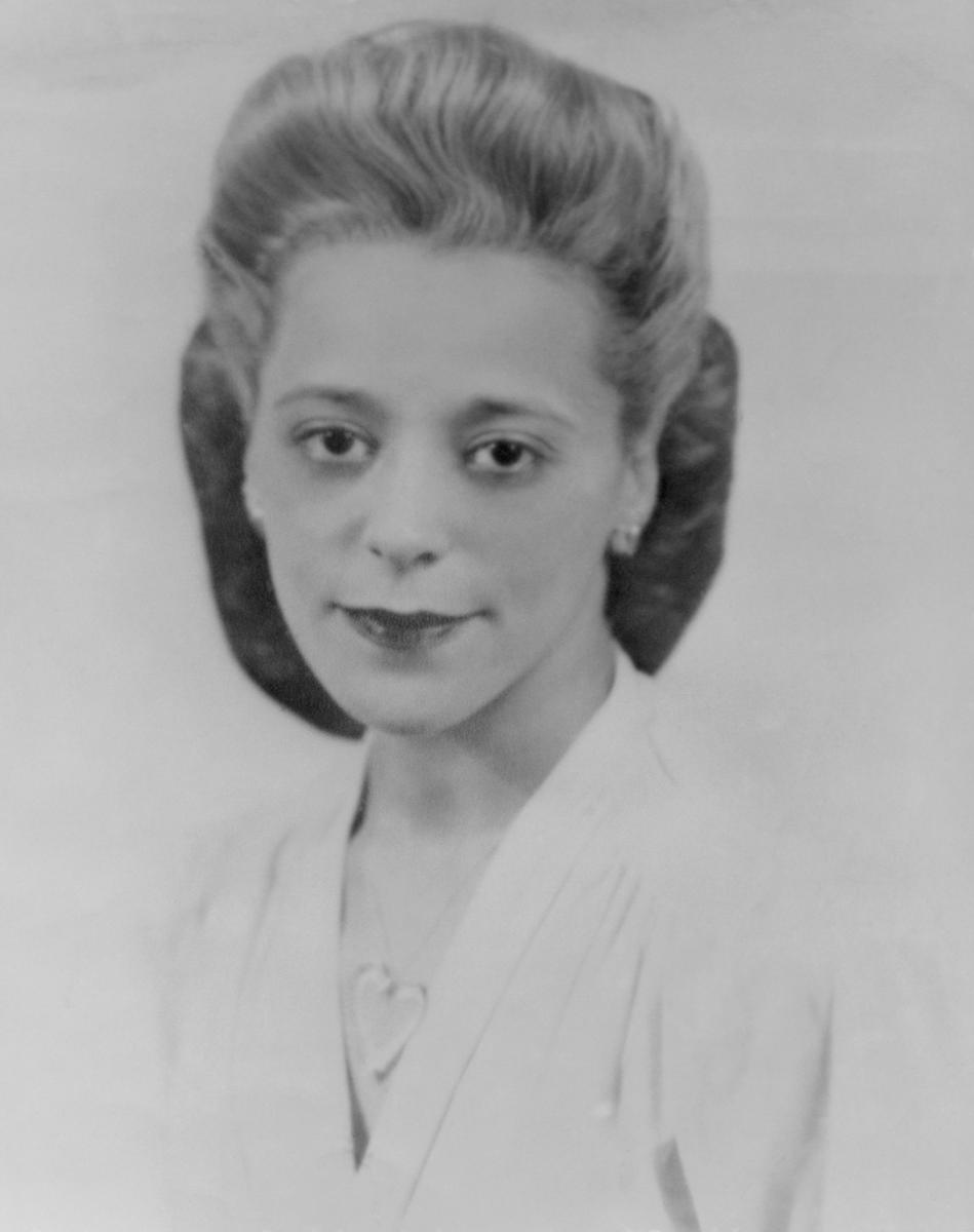 Viola Desmond portrait, ca. 1940. Communications Nova Scotia