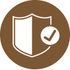 Frontier Security Icon 100