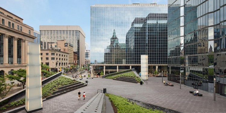 The Bank of Canada Plaza