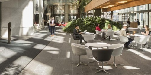 The Bank of Canada atrium. Credit: Doublespace