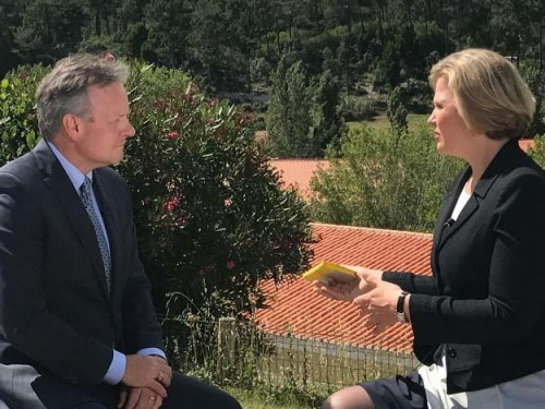 CNBC Governor in Portugal 2017-06-27 no button