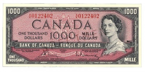1954-1000-dollar-recto