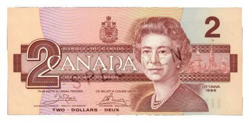 1986-2-dollar-recto_Gerald-Bouey