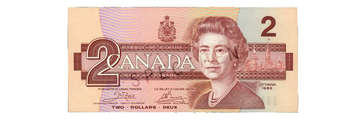 Upcoming changes to legal tender status for older bank notes - Bank of Canada