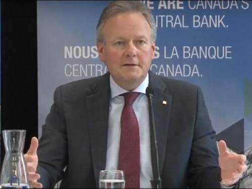 Poloz - Press Conference - 13 March 2018