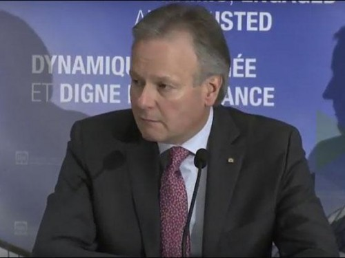 Stephen S. Poloz - Press Conference