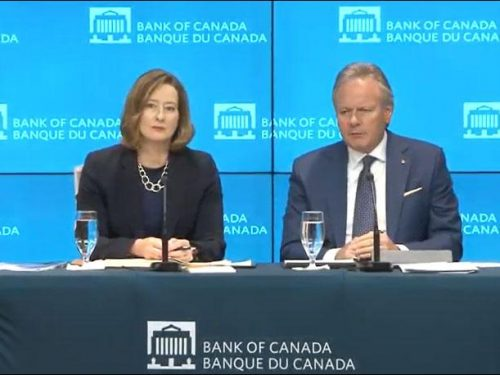 RSS Feeds - Bank of Canada